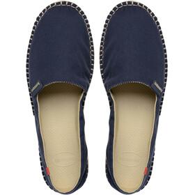 havaianas Origine III - Chaussures - beige/bleu